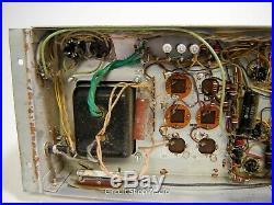 Pair of Vintage Baldwin 60M Mono Block Tube Amplifiers / 6550 / 333 & 263 - KT