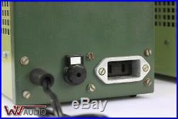 Philips HF 303 Tube Amplifier Röhrenverstärker. Mono Block tubes Pair. 800 Ohm