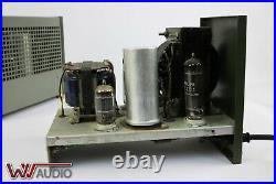 Philips HF 309 Tube Amplifier Röhrenverstärker Mono Block tubes Pair