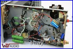 Philips HF 309 Tube Amplifier Röhrenverstärker Mono Block tubes Pair. (3) 8 Ohm
