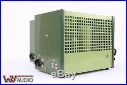 Philips HF 309 Tube Amplifier Röhrenverstärker. Mono Block tubes Pair. (5) 8 Ohm