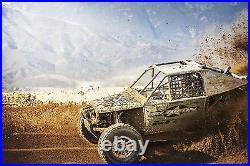 Procomp 3 Rear Lift Blocks & U-Bolts withMono-Tube Shocks for 2009-13 Ford F-150
