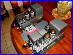 QUAD II Tube Mono-blocks KT66 Tubes Revisited