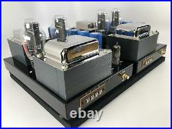 Quicksilver 300B PROTOTYPE Tube Monoblock Amplifiers One of a Kind