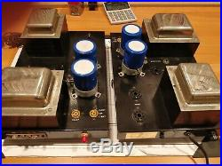 Quicksilver 8417 Monoblock Tube Power Amplifier (Pair)