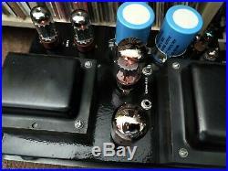 Quicksilver Audio 8417 Mono Block Tube Amplifiers