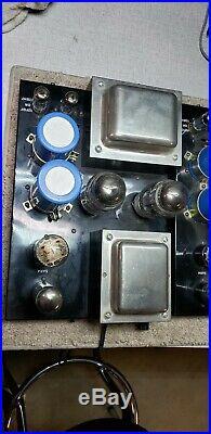 Quicksilver Audio KT88 Monoblock Tube Amplifier