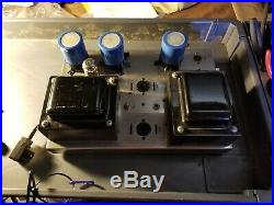 Quicksilver monoblock Tube amps KT 88 1x pair, 2 amps
