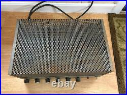 RARE Vintage RCA SAGI-012 Tube Amplifier Monoblock