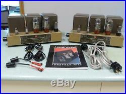 RCA LMI 32216A'Vintage Valve' (Tube) Mono Block Power Amplifiers Very Rare