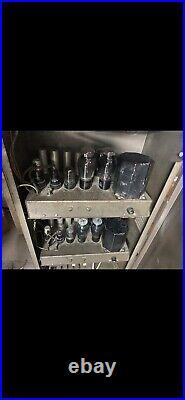 RCA-mi9335 Tube Mono Blocks With mi9266-a Cabinet. Very Rare. Amps Rebuilt