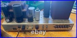 Rare HH Scott 232 MonoBlock Laboratory Tube Amplifier 32 Watts 1950's USA Made