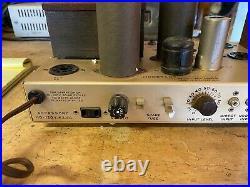 Rare HH Scott 232B MonoBlock Laboratory Tube Amplifier 32 Watts 1950's USA Made