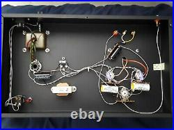 Rare Pair Don Allen El84 Monoblock Stereo Tube Amplifiers Free Shipping