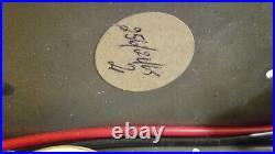 Rare/Vintage (56/57) LEAK TL/50 Plus mono block power amplifier, defect, no tube