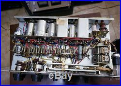 Sansui PR-330 Tube PreAmplifier fr/ 1955 for HF Monoblock Amp Tubes Included