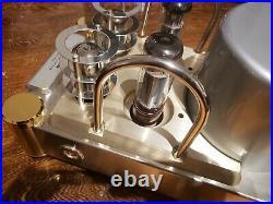 Shanling SP-80 Vacuum Tube Monoblock Amplifiers, upgraded, Tung-Sol EL 34B