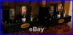 Sophia Electric 91-01 monoblock 300B tube amplifiers Magical Sound! Western