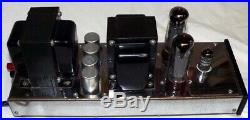Sound Valves M40 Monoblock Tube Power Amplifier Qty 2 AMP -EL34 Output Tubes
