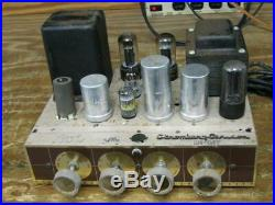 Stromberg-Carlson AR-415 Mono Block Tube Amplifier