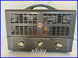 Stromberg Carlson AU-34 Vintage Tube Mono Block Amplifier 6L6s
