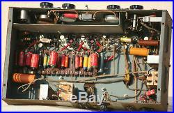 Tube amplifier vintage amp tube mono block western electric hifi 50's metal case