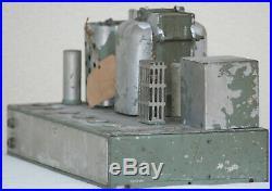 Tube amplifier vintage amp tube monoblock western electric hifi metal 6L6 quad