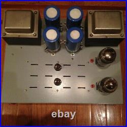 Two, Sonic Frontiers SFM-75, Tube, Amplifiers, 75 Watt Mono Blocks