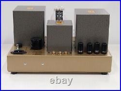 UESUGI U-BROS-300 Tube Monoblock Power Amplifier 100V USED JAPAN Takatsuki RARE