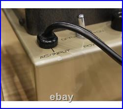 UESUGI UTY-5 Monoblock Tube Power Amplifier Stereo PAIR 40W 100V USED JAPAN RARE