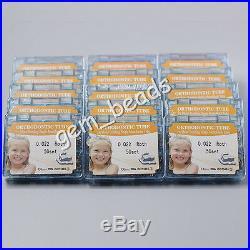 US15X (200pc/PK) Dental Monoblock Bond Roth 022 1st Molar Single Buccal Tube FDA