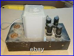 UTC LS-57 transformer 2A3 tube mono block Amplifier