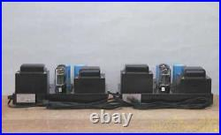 Used QUICK SILVER Power Amplifier Tube Type Mono Block Pair Maintained O
