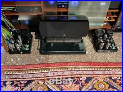 VTA M-125 Monoblock Tube Amps/ Upgraded KT120 and Brimar 12AU7 tubes Included