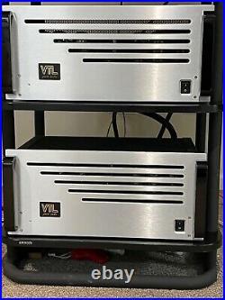 VTL, MB-185 Pair of Pure Vacuum Tube Monoblock Amplifiers