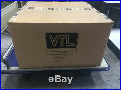 VTL MB450 Series 3 New Mono Block Amplifier in Black with a new tube set