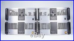 VTL Reference Ichiban Monoblock Vacuum Tube Power Amplifiers 6550 Manley
