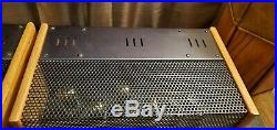 VTL Renaissance 80 tube mono block amplifiers