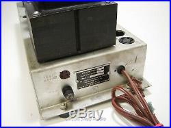 Vintage Baldwin 60M Mono Block Tube Amplifier / 6550 / 329 - KT2