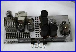 Vintage Bell & Howell PP 25L6 MonoBlock Tube Amp from Filmosound 179, Amplifier
