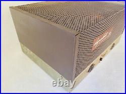Vintage Dynaco Dynakit Stereo 70 Manual Tube Amp Amplifier ST-70 ST70 Monoblock