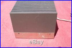 Vintage Dynaco Mark III / Dynakit MK3 Monoblock Amplifier with NOS RCA TUBES