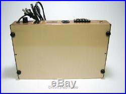 Vintage Heathkit W-5M Monoblock Tube Amplfier with Cover - KT