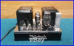 Vintage MCINTOSH MC-30 TUBE MONO BLOCKS ORIGINAL BOXES