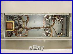 Vintage McIntosh MI-200 A-109 K-107 Mono Monoblock Tube Amplifier Power Supply