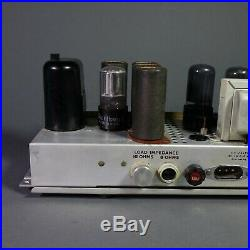 Vintage PP 25L6 MonoBlock Tube Amp from Filmosound 179, Amplifier Projecct