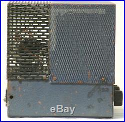 Vintage Philips Tube Amplifier 2821 power F433N 4650 Push-Pull 25W Mono block