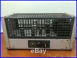 Western Elecric Mono Block Tube Amplifier Ks-16608-l1