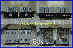Western Electric 300B Single-Ended Monoblock Tube Power Amplifiers 310A 274A 5Z3